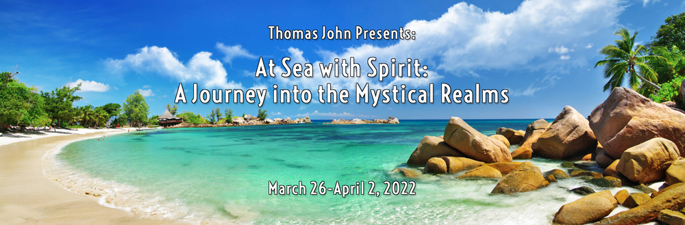 At Sea with Spirit: A Journey into the Mystical Realms